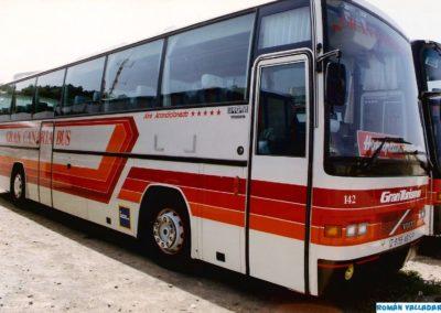 GRAN CANARIA BUS Nº142