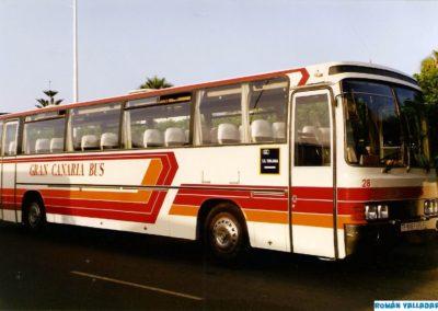 GRAN CANARIA BUS Nº28