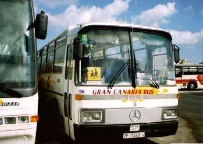 GRAN CANARIA BUS Nº56