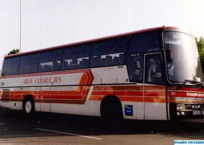 GRAN CANARIA BUS Nº99