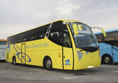 MGCB 185 8949 CDG ATLANTIS SCANIA (9131) Gran Canaria Bus