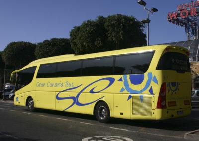MGCB 517 4318 DWY PB SCANIA (6614) Gran Canaria Bus